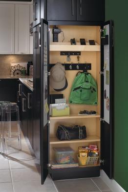 drop zone cabinet