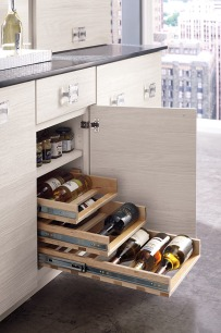 wine pullout