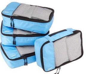 amazon basics packing cubes small