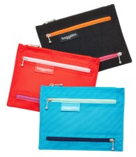 baggalini RFID passport & currency organizer
