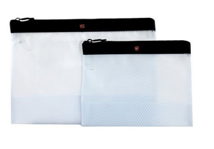 victorinox spill resistant pouches