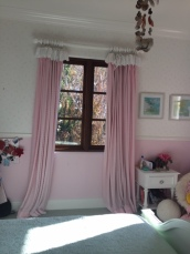 Olivia's Room window elevation